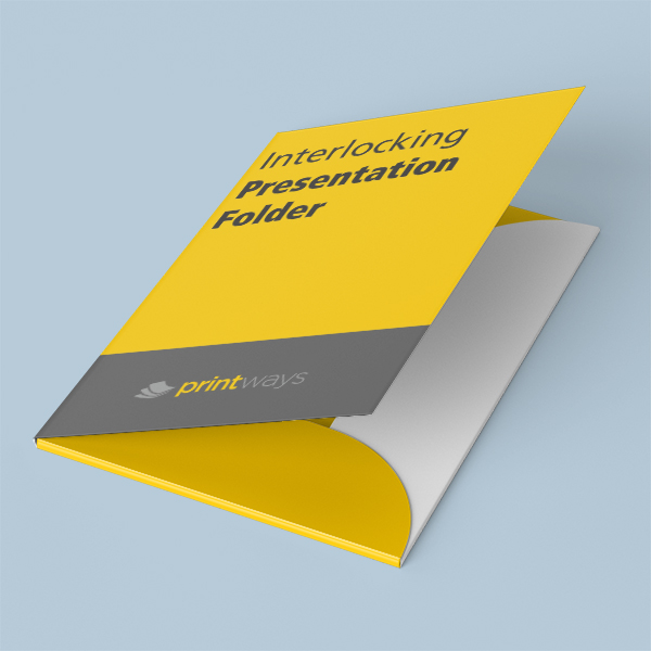 Interlocking Folders