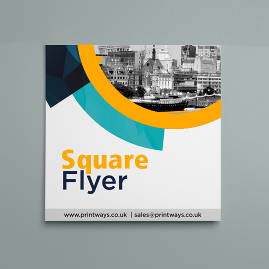 Square Flyer Printing